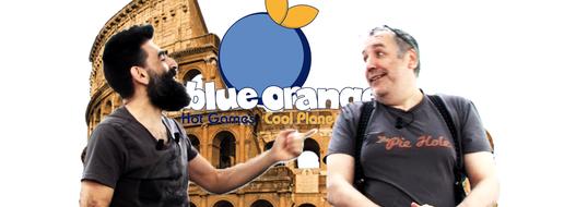 Blue Orange Gathering : week-end à Rome, de le papotache !