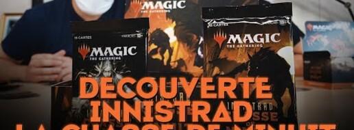 Magic : Découverte d'Innistrad Chasse de minuit