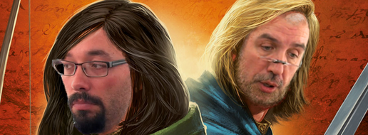 Andor : Chada et Thorn, de l'explipartie !