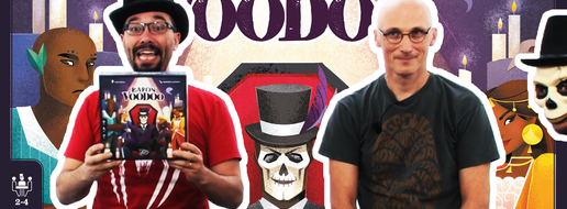 Baron Voodoo, de l'explication !