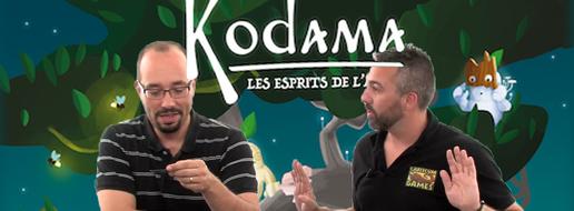 Kodama, de la partipotache !