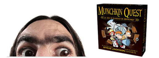 Open The Box Munchkin Quest !