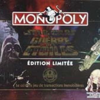 Monopoly - Star wars la Guerre des Etoiles