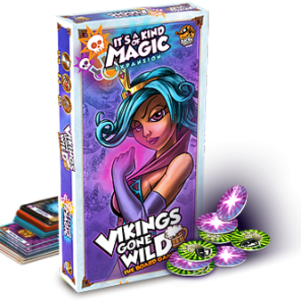 Vikings Gone Wild - It's Kind Of Magic (Officiel)