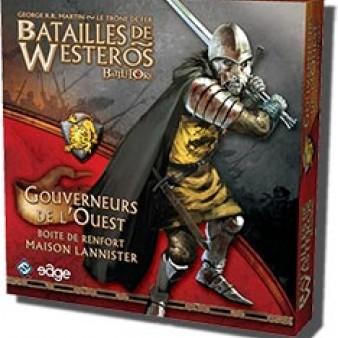 Batailles de Westeros : Gouverneurs de l'ouest