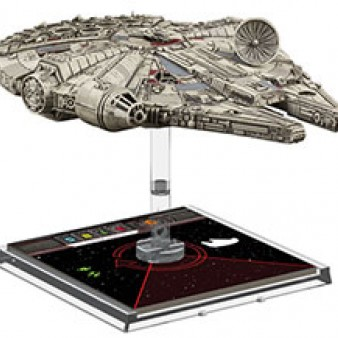 X-Wing - Miniatures Game : Faucon Millenium™