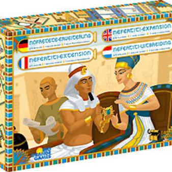 Nefertiti : Extension