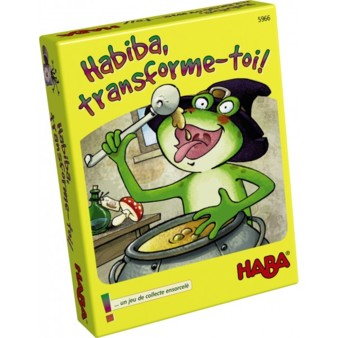 Habiba, transforme-toi !