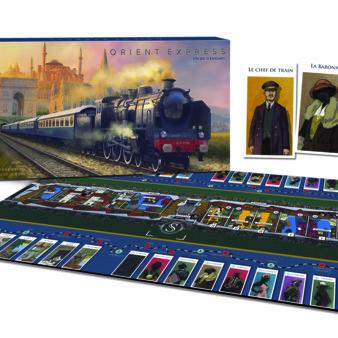 Orient Express - réédition