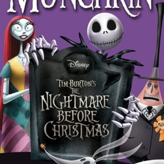 Munchkin: The Nightmare Before Christmas