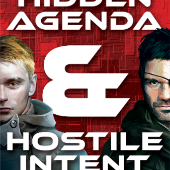 The Resistance: Hidden Agenda & Hostile Intent - Kickstarter Edition