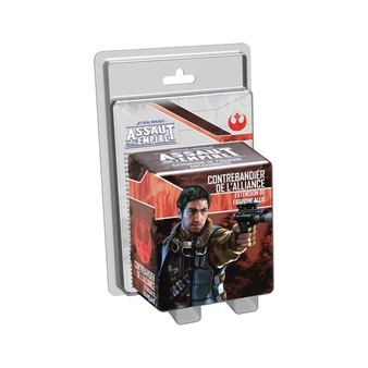 Star Wars : Assaut sur l'Empire : Contrebandier de l'Alliance