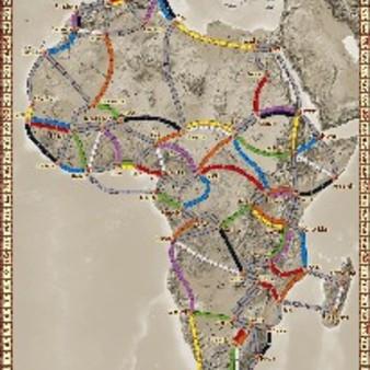Les Aventuriers du Rail : Extension Afrique