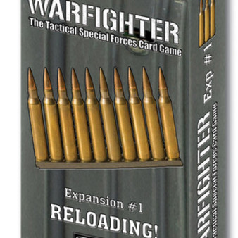Warfighter : Expansion 1 - Reloading !