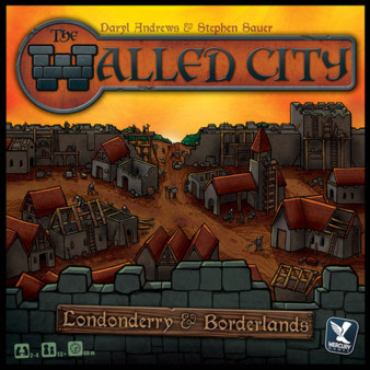 The Walled City : Londonderry & Borderlands