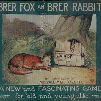 Brer Fox an' Brer Rabbit