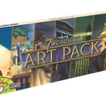 7 Wonders Art Pack - Tournoi - Tournament - Repos Production
