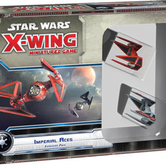 X-wing - miniatures game : As Impériaux