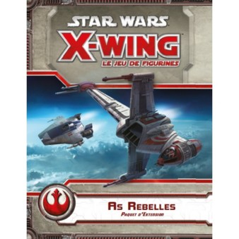 X-wing - miniatures game : As Rebelles