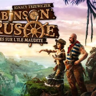 Robinson Crusoé : Aventures sur l'ile maudite