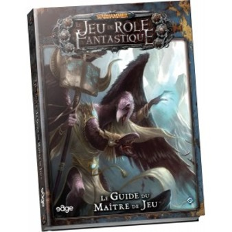 Warhammer Le Jeu de Rôle Fantastique : Le Guide du Maître de Jeu