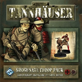 Tannhauser : Shogunate Troop Pack