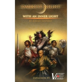 Darkest Night: 1 - With An Inner Light