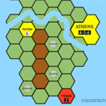 Age Of Steam - Grèce / Cyclades