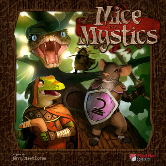 Mice and Mystics : Downwood Tales