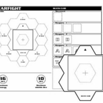 Starfight - Expansion Pack IV: Death Cube