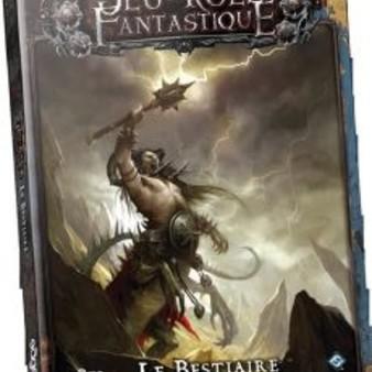 Warhammer Le Jeu de Rôle Fantastique : Le Bestiaire