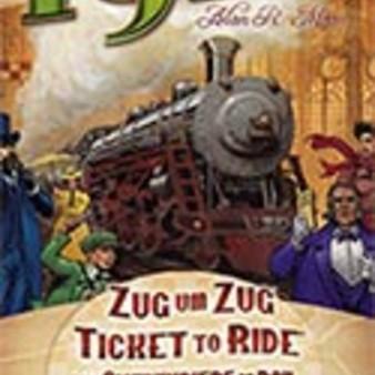 Les Aventuriers du Rail : USA 1910