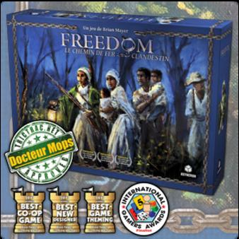 Freedom: le chemin de fer clandestin