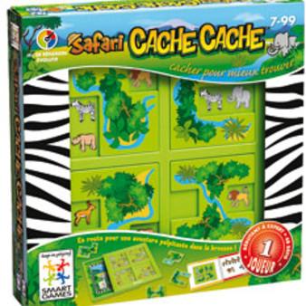 Cache Cache : Safari