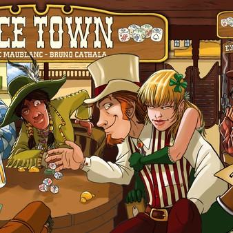 Couv' Dice town et extension