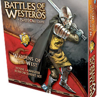 Battles of Westeros : Wardens of the West