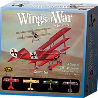 Wings of War : Miniatures Deluxe Set