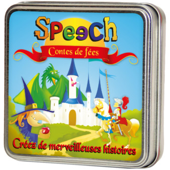Speech Contes de fée