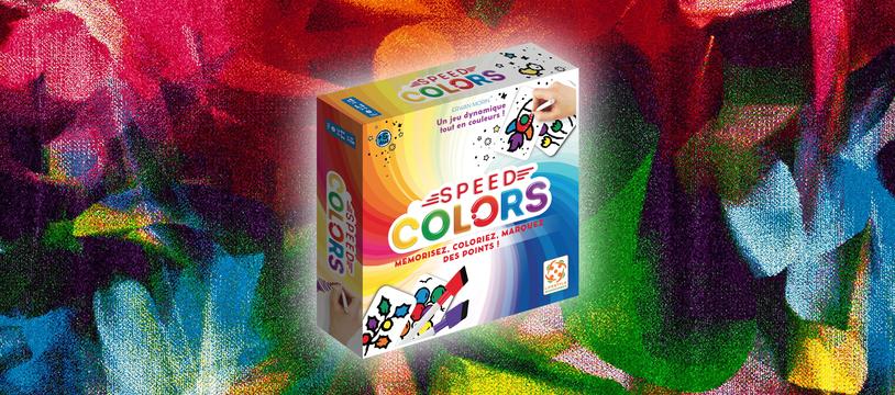 Speed Colors : quelle est la couleur de ton speed