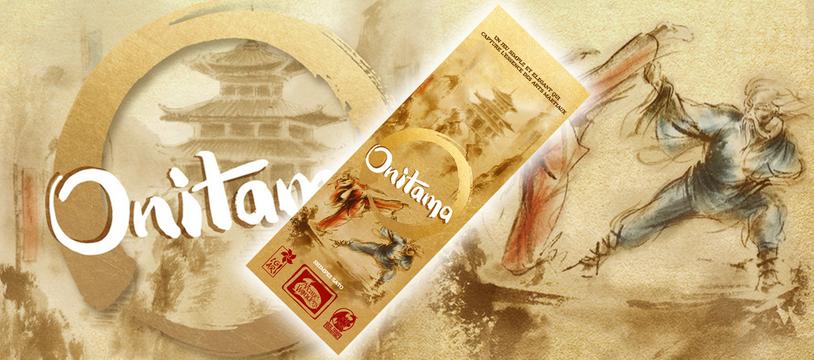 Onitama : échassier et martre