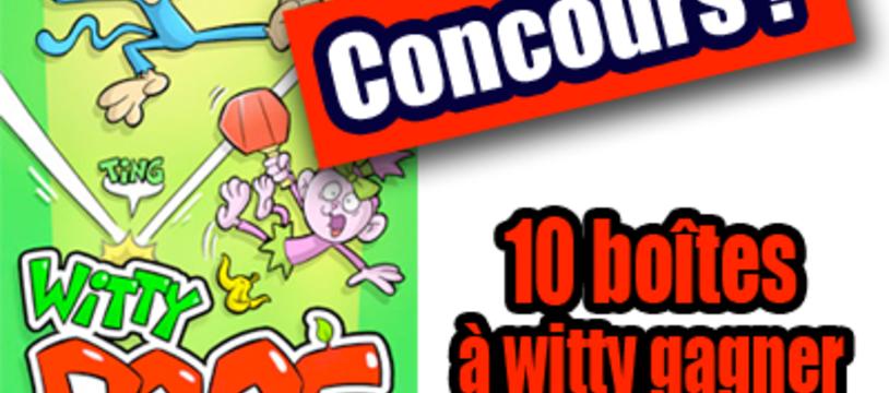 10 Witty Boîtes à Gagner !