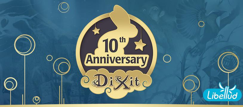 DIXIT : 10 ans d'illustrations (2/4)