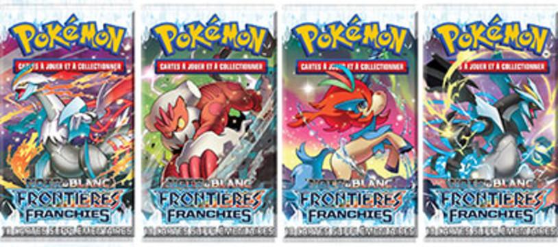 Des nouveaux Pokemon débarquent