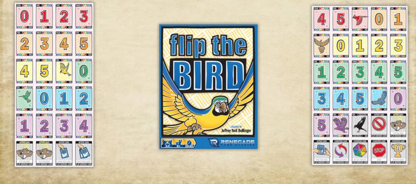Flip the Bird, parce qu'il y a de l'import aussi...