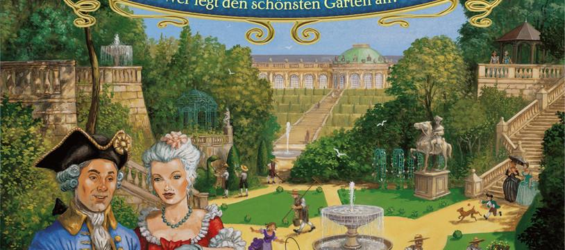 Sanssouci Michael Kiesling chez Ravensburger