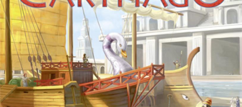 Porto Cartago : Dans le port de Cartage, il y a des marins