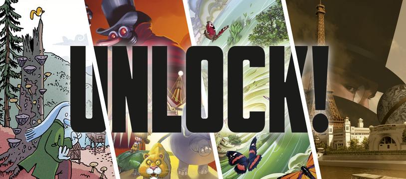 Unlock : Délivrez-vous des malles !