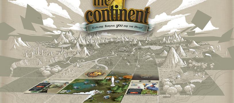 Un Continent à cartographier !