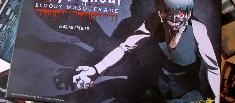 Critique de Tokyo Ghoul Bloody Masquerade