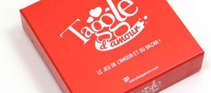 Taggle d'amour ou comment préparer sa St Valentin